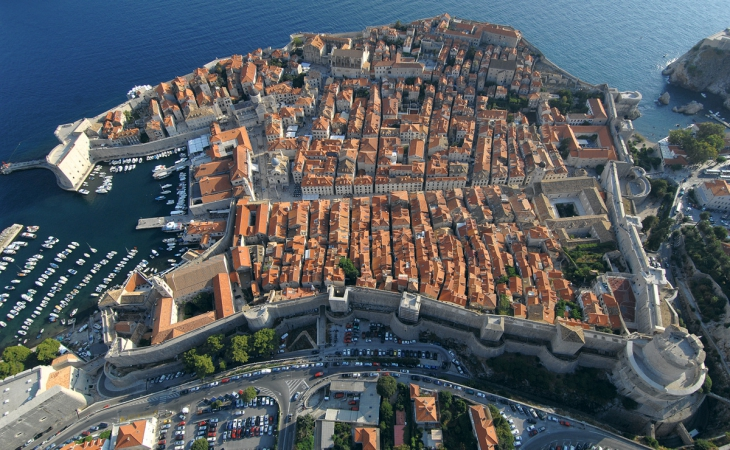 There's something about Dubrovnik